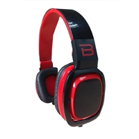 Bytech Over the ear headset with built in microphone for talke