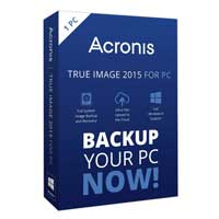 Acronis True Image 2015 (PC)
