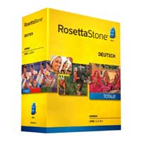 Rosetta Stone Rosetta Stone V4 TOTALe: German Level 1-3 Set (PC / MAC)
