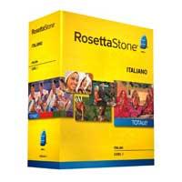 Rosetta Stone V4 TOTALe: Italian Level 1 (PC / MAC)