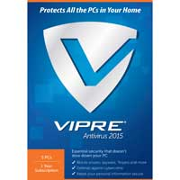GFI Antivirus 2015 5 PC 1 Year