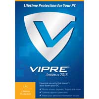 GFI Anti Virus 2015  1 PC Lifetime Subscription