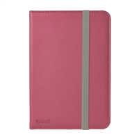 "WinBook 7"" Tablet Folio - Hot Pink"