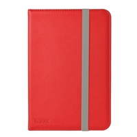 "WinBook 7"" Tablet Folio - Red"