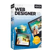 Magix Entertainment Xara Web Designer 10