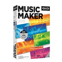 Magix Entertainment Music Maker 2015
