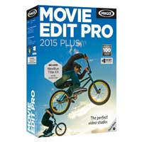 Magix Entertainment Movie Edit Pro 2015 PLUS