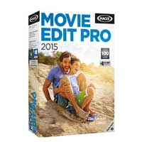 Magix Entertainment Movie Edit Pro 2015