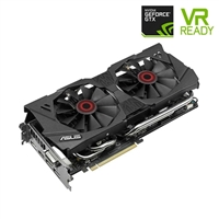 ASUS STRIX GeForce GTX 980 Overclocked 4GB GDDR5 Video Card