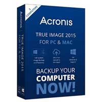 AVG Acronis True Image 2015 for Mac and PC