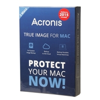 Acronis Acronis True Image 2015 for Mac 3 User