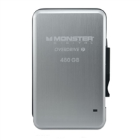 Monster Digital 480GB Overdrive TBT SSD Thunderbolt
