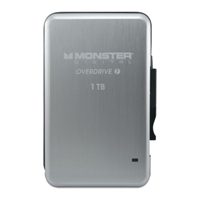 Monster Digital 1TB Overdrive SSD Thunderbolt