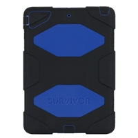 Griffin Survivor for iPad Air - Black/Blue