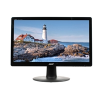 "Acer S200HQL GBD 19.5"" LED Widescreen Display"