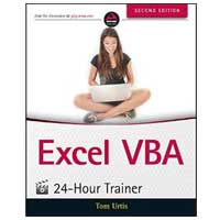 Wiley EXCEL VBA 24-HOUR TRAINER