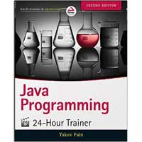 Wiley JAVA PROG 24-HOUR TRAINER