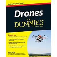 Wiley DRONES FOR DUMMIES