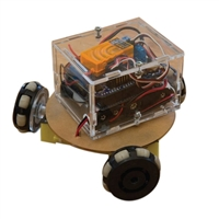 Wicked Device Omniwheel Robot Kit