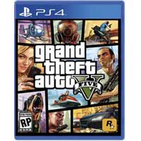 Take Two Grand Theft Auto V (PS4)