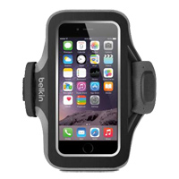 Belkin Slim-Fit Plus Armband for iPhone 6 - Black