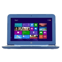 "HP Stream 13-c010nr 13.3"" Laptop Computer - Gradient Micro Dot Design in Horizon Blue"