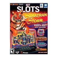 Masque IGT Slots Sumatran Storm