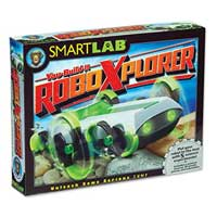SmartLab Toys You-Build-It RoboXplorer