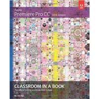 Pearson/Macmillan Books PREMIERE PRO CC CLASSROOM