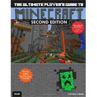 Pearson/Macmillan Books The Ultimate Player's Guide to Minecraft, 2nd edition