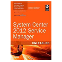 Pearson/Macmillan Books System Center 2012 Service Manager Unleashed