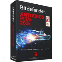 Bitdefender Antivirus Plus Standard - 1 Device / 1 Year