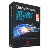 Bitdefender Internet Security Standard 3PC 1YR