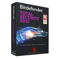 Bitdefender Total Security Standard - 1 Device, 1 Year (PC)