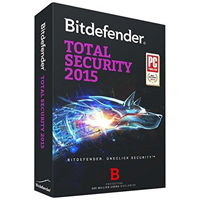 Bitdefender Total Security Standard - 3 Devices, 1 Year (PC)