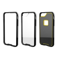 Qmadix R Series Set for iPhone 6 Plus - Carbon