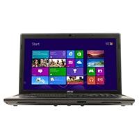 "MSI GE60 Apache-629 15.6"" Laptop Computer - Brush Aluminum Black"