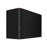 BUFFALO TeraStation 1200 2TB 2 x 1TB RAID Network Attached Storage NAS TS1200D0202