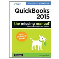O'Reilly QuickBooks 2015: The Missing Manual
