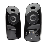 Cyber Acoustics 5W Powered Speaker System CA-2026