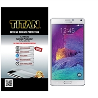 Titan Screen Protectors Screen Protector for Samsung Galaxy Note 4