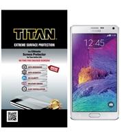 Titan Screen Protectors Screen Protector for Samsung Galaxy Note 4