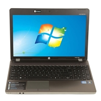 "HP ProBook 4530s Windows 7 Professional 15.6"" Laptop Computer Refurbished - Silver"