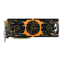 Sapphire Technology Radeon R9 280X Overclocked 3GB DDR5 PCIe Video Card