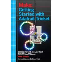 O'Reilly Maker Shed Getting Started with Adafruit Trinket