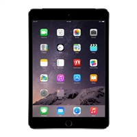 Apple iPad Mini 3 128GB Wi-Fi + Cellular - Gray