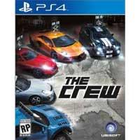 Ubisoft The Crew (PS4)