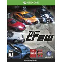 Ubisoft The Crew Limited Edition (Xbox One)