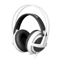 SteelSeries Siberia v3 Gaming Headset - White