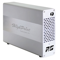 Highpoint Technologies RocketStor 6361A Thunderbolt2 PCIe Expansion